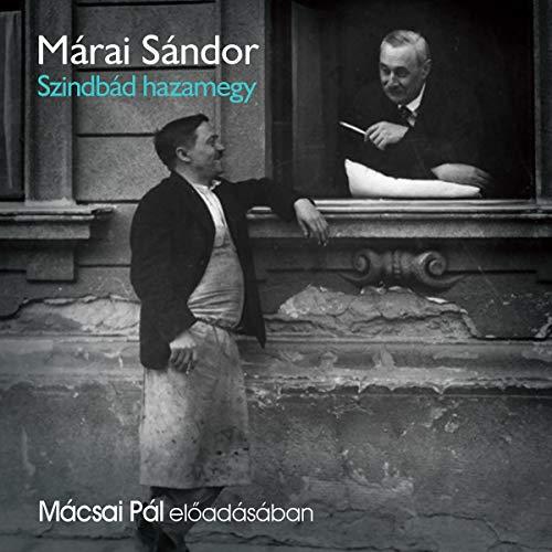 Szindbád hazamegy audiobook cover art