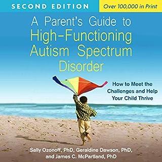 Page de couverture de A Parent's Guide to High-Functioning Autism Spectrum Disorder, Second Edition