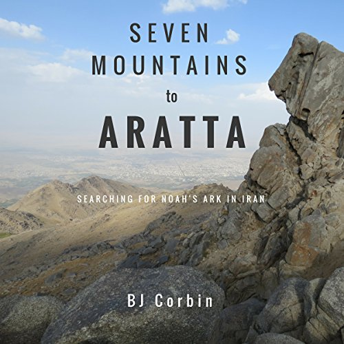 Seven Mountains to Aratta audiobook cover art