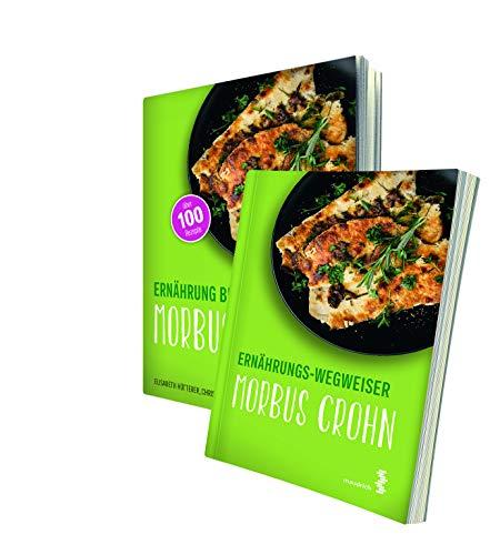 Paket Ernährung bei Morbus Crohn + Ernährungs-Wegweiser Morbus Crohn (maudrich.gesund essen)