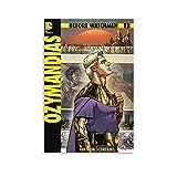 Ozymandias Before Watchmen Poster, dekoratives Gemälde,