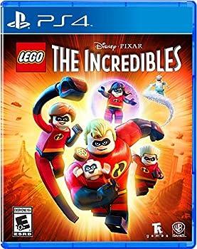 LEGO Disney Pixar s The Incredibles - PS4