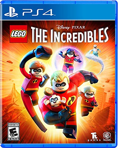 9 - LEGO Disney Pixar's The Incredibles - PS4