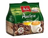Melitta gemahlener Röstkaffee in Kaffeepads, 10 x 16 Pads, vollmundig und temperamentvoll, Stärke 3 bis 4, Auslese klassisch