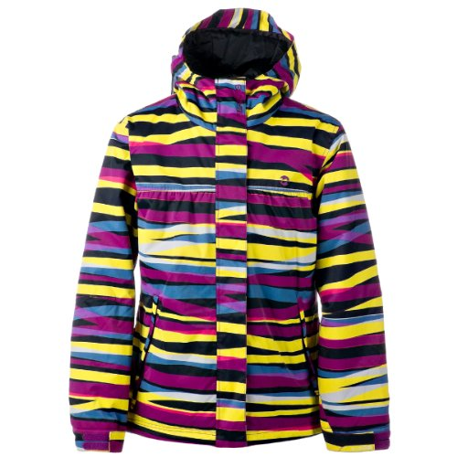 BILLABONG Damen Snowboardjacke Jelly, Citrus line, XS