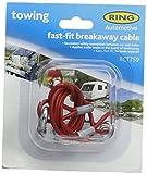Ring Automotive RCT759 - Cable de Seguridad para Remolque