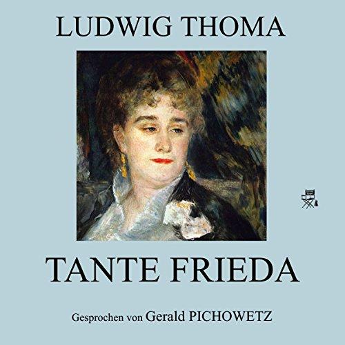 Tante Frieda audiobook cover art