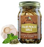 GOURMET PICKLED GARLIC BULBS: How do you make garlic gourmet? We start by picking the finest, freshest whole garlic cloves.The bulbs are peeled and pickled right away to maintain freshness, with just a few natural ingredients. We hand-jar each batch ...