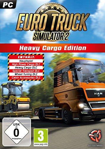 Euro Truck Simulator 2: Heavy Cargo Edition - [PC]