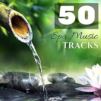 50 Spa Music Tracks - Zen Songs Healing Waves for Chakra Yoga, Meditation and Wellness