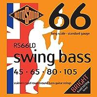 ROTOSOUND RS66LD エレキベース弦/045-105 (ロトサウンド)