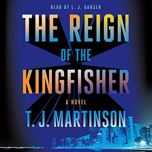 The Reign of the Kingfisher cover art