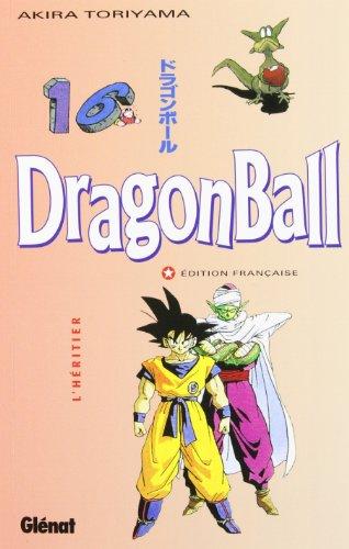 Dragon Ball (sens français) - Tome 16: L'Héritier