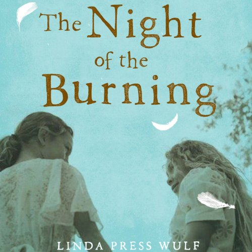 The Night of the Burning audiobook cover art