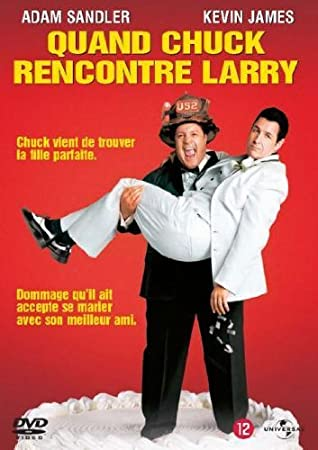 Rencontre quand youwatch streaming vf chuck larry quand chuck