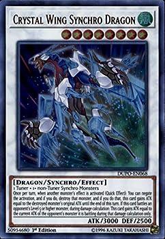yugioh crystal dragon