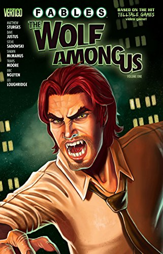 Fables 1: The Wolf Among Us