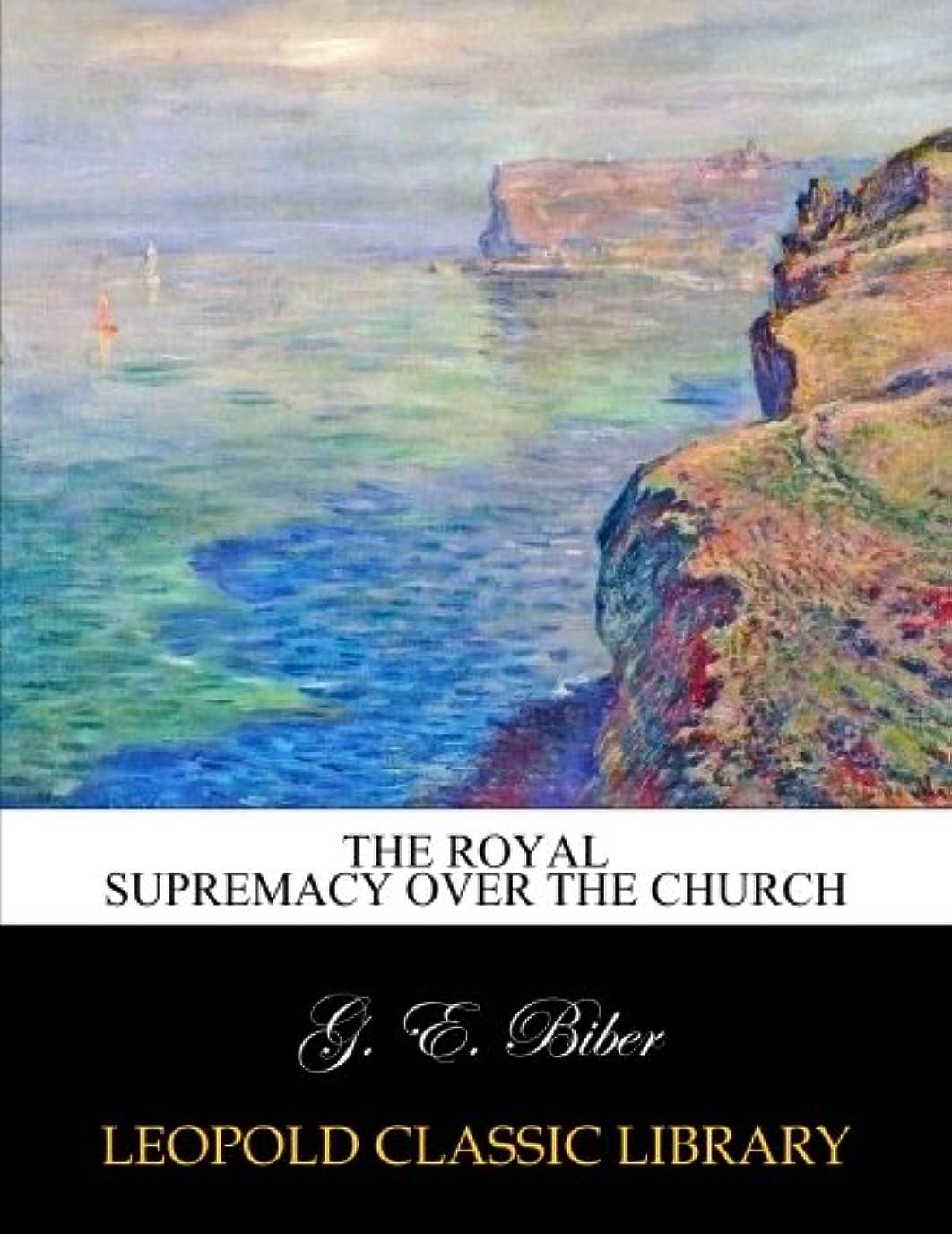 適応クラシックセミナーThe royal supremacy over the church