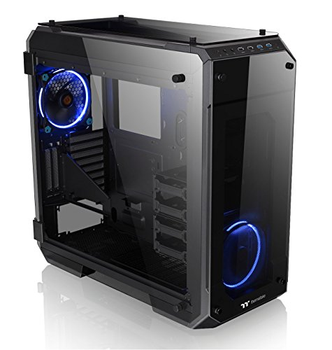 Thermaltake View 71 4-Sided Tempered Glass...