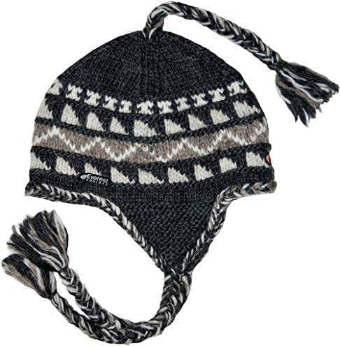 Details about  /Everest Designs Children/'s Handmade Powderhound Beanie Wool Hat