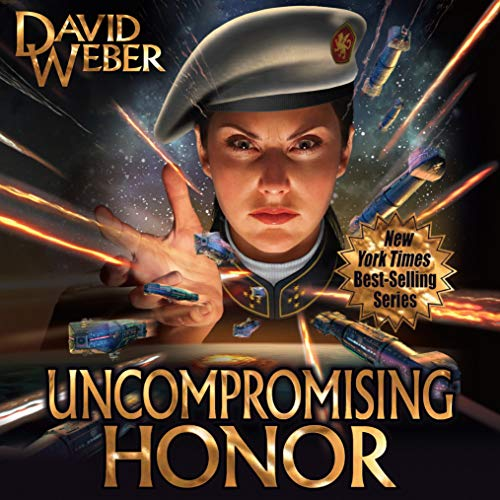 Uncompromising Honor - Honor Harrington book 14 - David Weber
