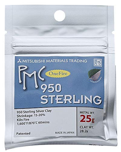 PMC One Fire Sterling Clay - 25 Grams
