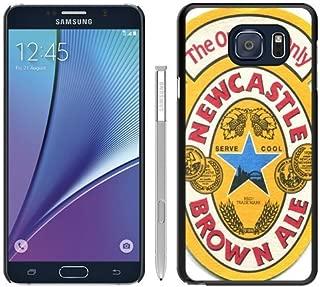 Newcastle Brown Ale 1 Black Shell Case for Samsung Galaxy Note 5,Unique Cover