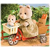Flair - Sylvanian Family - 4281 - Poupées Et Accessoires - Maman et Bébé avec...