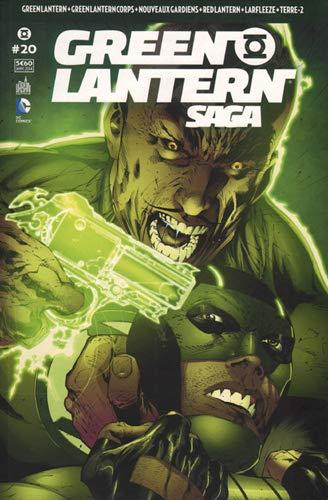 Green Lantern Saga, N° 20 :