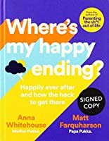 WHERES MY HAPPY ENDING SIGNED EDITION