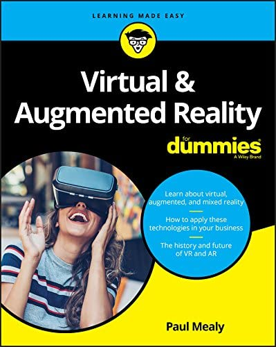 Virtual Augmented Reality For Dummies For Dummies Computer Tech product image
