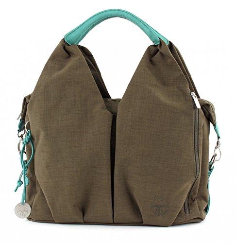 Lässig Green Label Neckline Bag Taupe