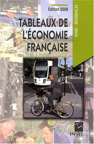 TABLEAUX ECONOMIE FRANCAISE ED. 2008 PDF Books