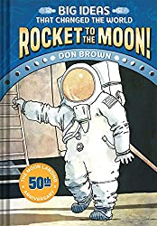 Rocket to the Moon! graphic novel