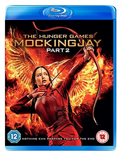 The Hunger Games MockingJay Part 2 [Blu-ray] [2018]