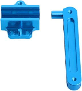 Woolf's House Feiyue FY-01/FY-02/FY-03 WLtoys 12428 Upgrade Steering Parts RC Car Spare Parts