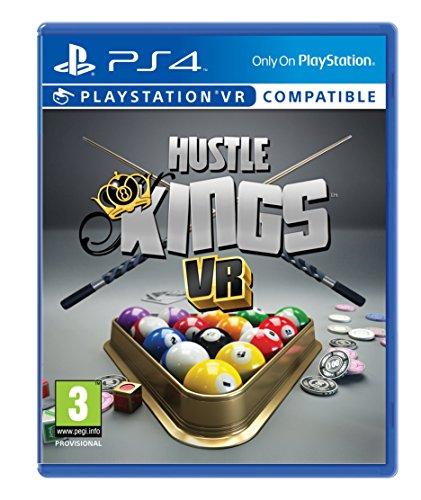 Hustle Kings VR [PlayStation VR ready] - PlayStation 4