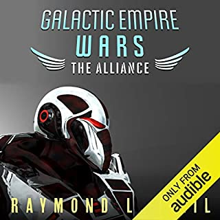The Alliance audiobook cover art