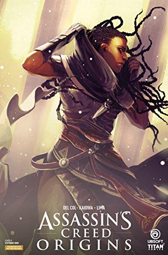 Assassin's Creed: Origins #1 (English Edition)
