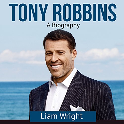 Tony Robbins audiobook cover art