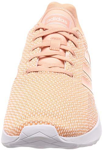 adidas Run70s Zapatillas de Running Mujer, Naranja (Clear Orange/Dust Pink/Grey Three F17 Clear Orange/Dust Pink/Grey Three F17), 40 EU (6.5 UK)