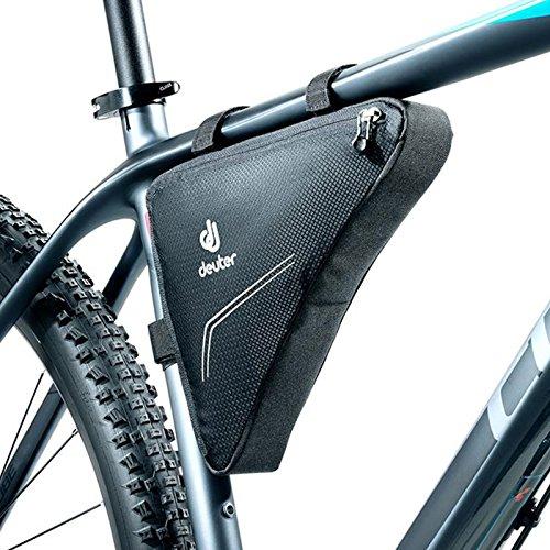 Deuter Triangle Bike Frame Reverse Zip Bag in Black