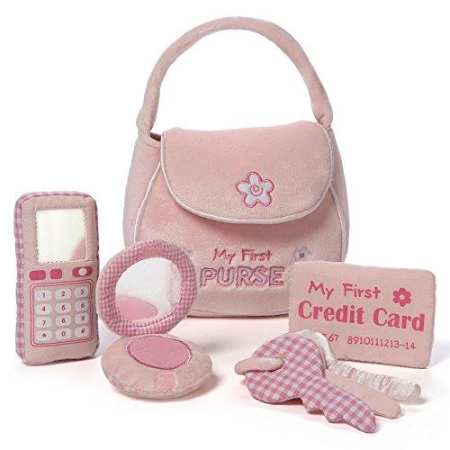 Baby GUND Fun My First Stuffed Baby Playset Sensory Discovery