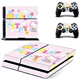 TSWEET Vinyl Decal Skin Sticker For Playstation 4 Console an