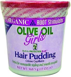 DDI Organic Root Stimulator Olive Oil Girls Pudding Hair Gel- Case of 12