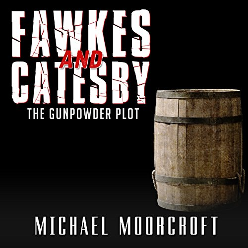 Fawkes and Catesby audiobook cover art
