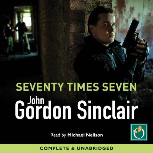 Seventy Times Seven audiobook cover art