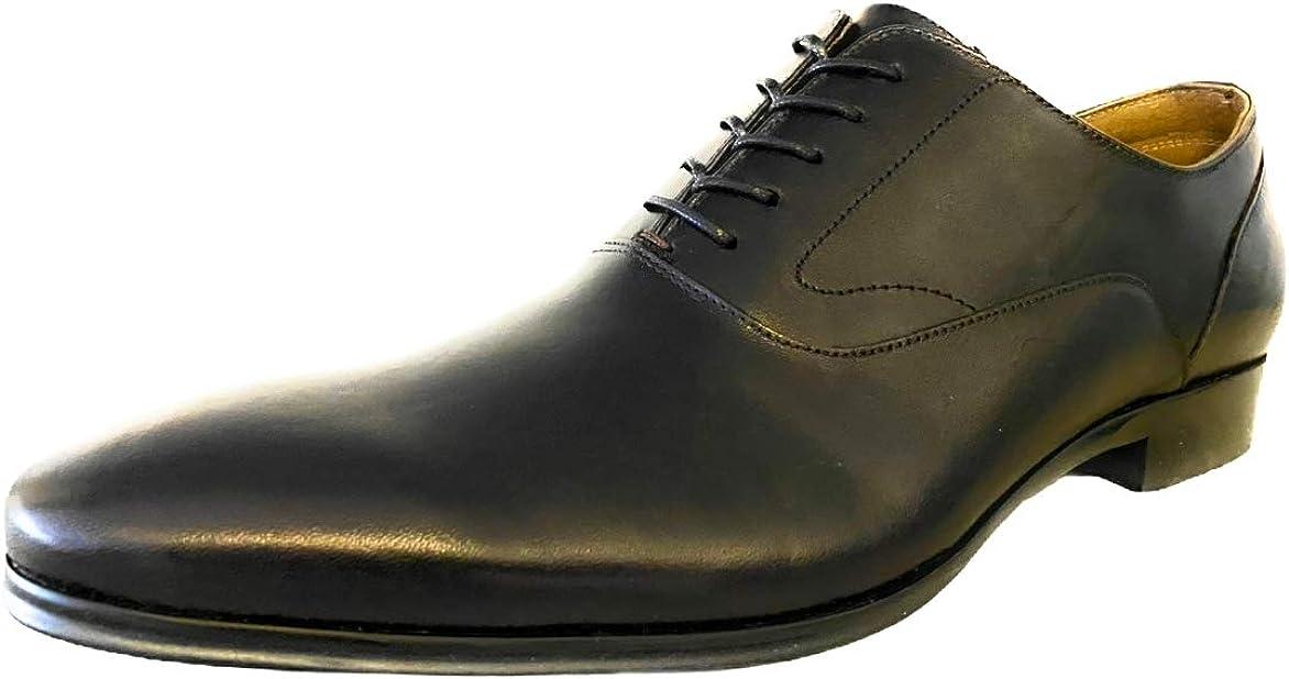 ALDO Men's Roswell Plain-Toe Leather Oxfords 12 Black