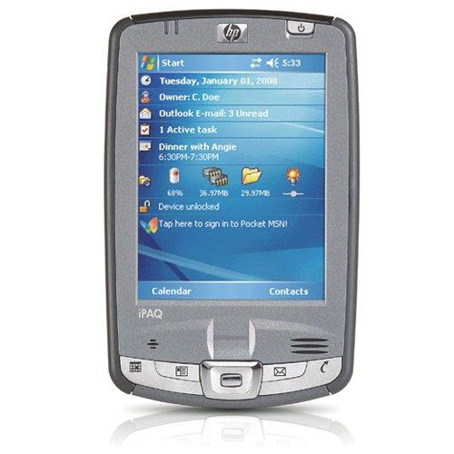 Review Of HP iPAQ HX2790C Pocket PC