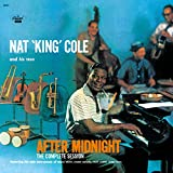 """album cover: """"After Midnight"""" by Nat King Cole and His Trio"""